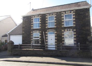 Thumbnail 3 bedroom detached house for sale in Penywern Road, Clydach, Swansea, City & County Of Swansea.