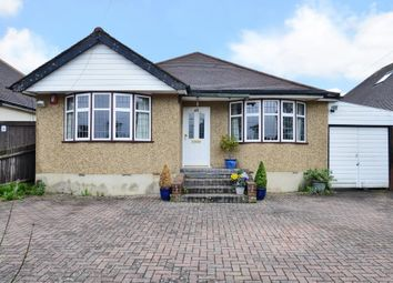 Thumbnail 4 bed detached bungalow to rent in Highfield Drive, Epsom, Surrey