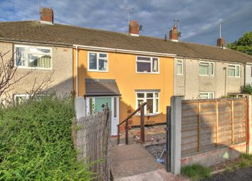 Thumbnail 3 bed terraced house for sale in Calgary Crescent, Burton-On-Trent