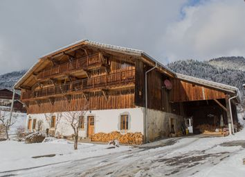 Thumbnail 8 bed farmhouse for sale in Grand-Massif Samoens, France