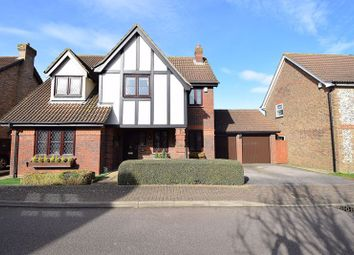 Thumbnail 4 bed detached house for sale in Denby Grange, Church Langley, Harlow
