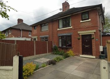 Thumbnail 2 bed semi-detached house for sale in Linden Place, Blurton, Stoke-On-Trent