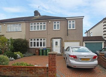 Thumbnail 3 bed semi-detached house for sale in Oaklands Close, Bexleyheath