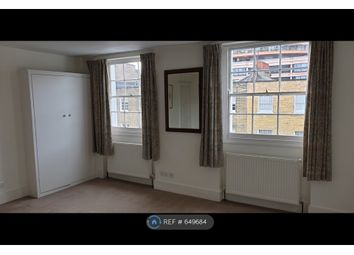 Thumbnail 1 bed flat to rent in Balcombe Street, London