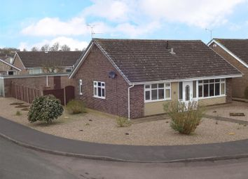 Thumbnail 2 bed detached bungalow for sale in Kings Road, Metheringham, Lincoln