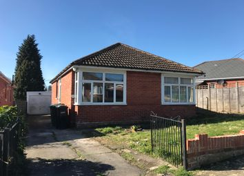 Thumbnail 3 bed bungalow to rent in Colchester Avenue, Bishopstoke, Eastleigh