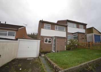 Thumbnail 3 bed semi-detached house to rent in Kiln Orchard, Newton Abbot