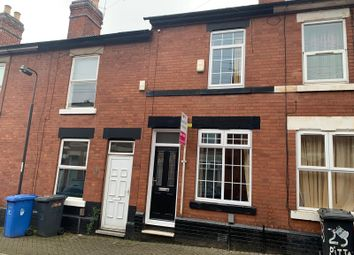 Thumbnail 3 bed terraced house for sale in Pittar Street, Derby