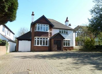 Thumbnail 4 bedroom detached house to rent in Longdown Lane South, Epsom