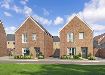Thumbnail 3 bedroom detached house for sale in Graylingwell Drive, Keepers Green, Keepers Green, Chichester, West Sussex