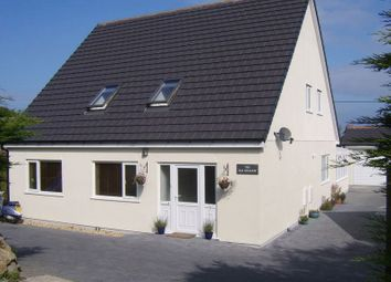 Thumbnail 5 bed detached house for sale in Higher Boskerris, Carbis Bay, St. Ives