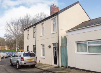 Thumbnail 2 bed end terrace house for sale in Little Dock Street, Penarth