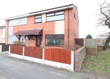 Thumbnail 3 bedroom semi-detached house to rent in Rugby Road, Ellesmere Port