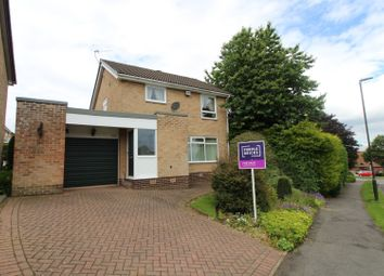 Thumbnail 4 bedroom detached house for sale in Moorland View Road, Walton, Chesterfield
