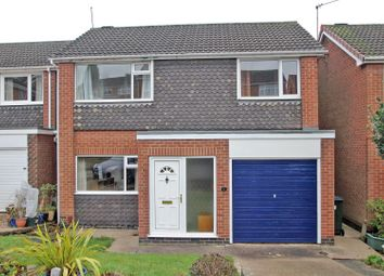 Thumbnail 3 bed detached house for sale in Digby Hall Drive, Gedling, Nottingham