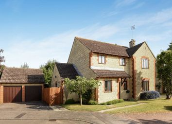 Thumbnail 4 bed detached house for sale in Stone House Close, Kingston Bagpuize, Abingdon