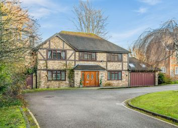 Thumbnail 5 bed detached house for sale in Petworth Close, Coulsdon, Chipstead