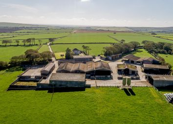 Thumbnail 4 bed farm for sale in Barnards Hill Farm, Hayscastle, Haverfordwest