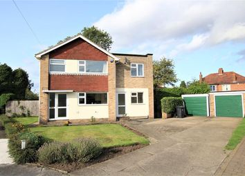 Thumbnail 4 bed detached house to rent in Highfield Road, Ripon