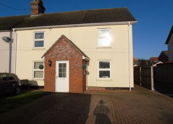 Thumbnail 4 bed semi-detached house to rent in Chapel Lane, Great Blakenham