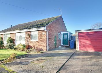 Thumbnail 2 bed semi-detached house for sale in Evans Close, Brampton, Huntingdon