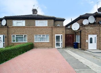 Thumbnail 3 bed semi-detached house for sale in Twyford Abbey Road, Park Royal