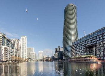 Thumbnail 1 bed flat for sale in Arena Tower, 25 Crossharbour Plaza, London
