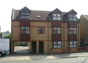 Thumbnail 1 bedroom flat to rent in Dunstable Road, Luton
