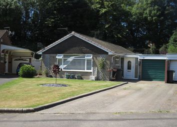 Thumbnail 3 bed detached bungalow for sale in The Meadway, Highcliffe, Christchurch