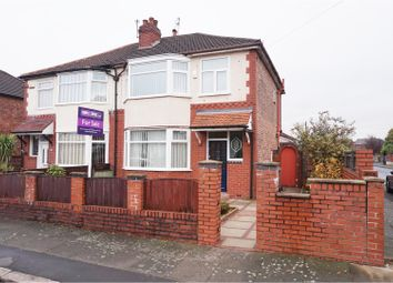 Thumbnail 3 bed semi-detached house for sale in Fir Road, Manchester