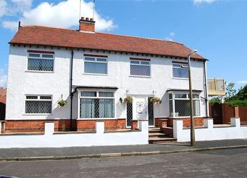 Thumbnail 4 bed detached house for sale in Marine Avenue, Skegness