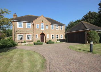 Thumbnail 5 bed detached house for sale in Hammonds Hill, Harpenden, Herts