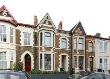 Thumbnail 4 bedroom terraced house for sale in Llanfair Road, Pontcanna, Cardiff