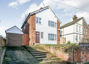 Thumbnail 3 bedroom detached house for sale in Wherstead Road, Ipswich