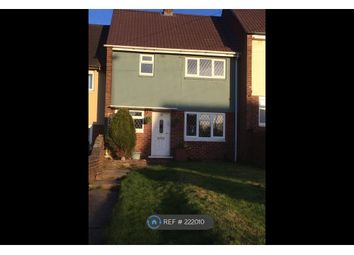 Thumbnail 2 bed terraced house to rent in Clayton Lane, Newcastle-Under-Lyme