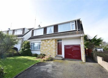 Thumbnail 4 bed detached house for sale in Bede Haven Close, Bude
