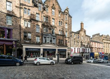 Thumbnail 1 bedroom flat for sale in 107 High Street, Old Town, Edinburgh