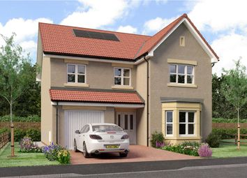"Thumbnail 4 bedroom detached house for sale in ""Yeats"" at Dalkeith"