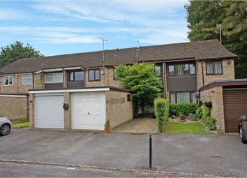 Thumbnail 3 bed terraced house for sale in Leonard Close, Frimley