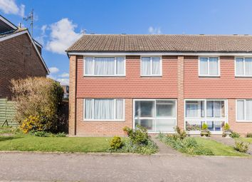 Thumbnail 3 bed end terrace house for sale in Farnham Close, Rainham, Gillingham