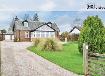 Thumbnail 3 bed detached house for sale in Balfron Station, Glasgow
