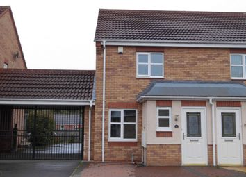 Thumbnail 2 bed semi-detached house for sale in Saxthorpe Road, Hamilton, Leicester
