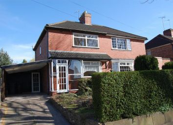Thumbnail 2 bed semi-detached house to rent in Warstones Road, Penn, Wolverhampton