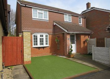 Thumbnail 4 bed detached house for sale in Wheatlands, Stevenage
