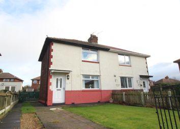 Thumbnail 2 bed semi-detached house for sale in Buchanan Road, Carlisle