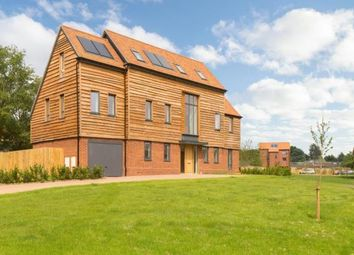 Thumbnail 4 bed detached house for sale in Tuesley Lane, Godalming