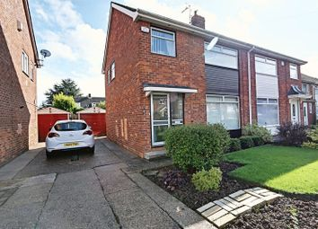 Thumbnail 3 bed semi-detached house for sale in Knowles Avenue, Hull