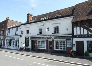 Thumbnail 4 bed flat for sale in High Street, West Malling