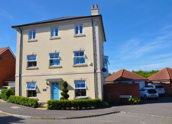 Thumbnail 5 bedroom detached house for sale in Boulter Road, Andover