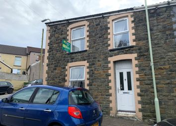 Thumbnail 3 bedroom end terrace house for sale in Maritime Terrace, Pontypridd